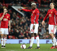 More goals for the Red Devils?