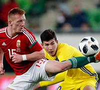 UEFA Nations League: Hungary – Estonia