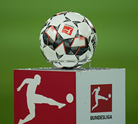 For a place in the Bundesliga!